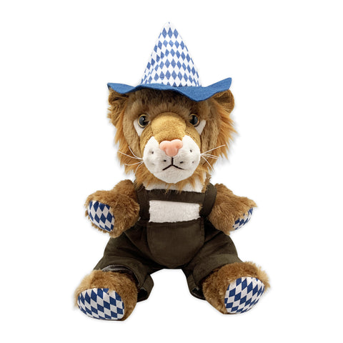 Bavarian Lion Plush Toy Kids Party Favor