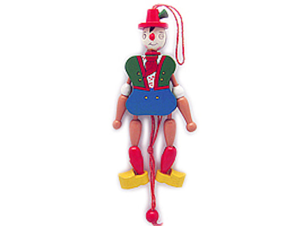 Jumping Jack Toys Dutch  Boy
