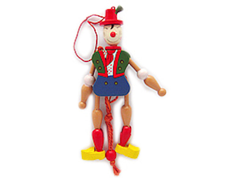 Jumping Jack Toys Dutch  Boy - Collectibles, Decorations, Dutch, Figurines, Home & Garden, Jumping Jacks, Medium, PS-Party Favors, PS-Party Favors Dutch, Size, Small, Souvenirs-Dutch - 2