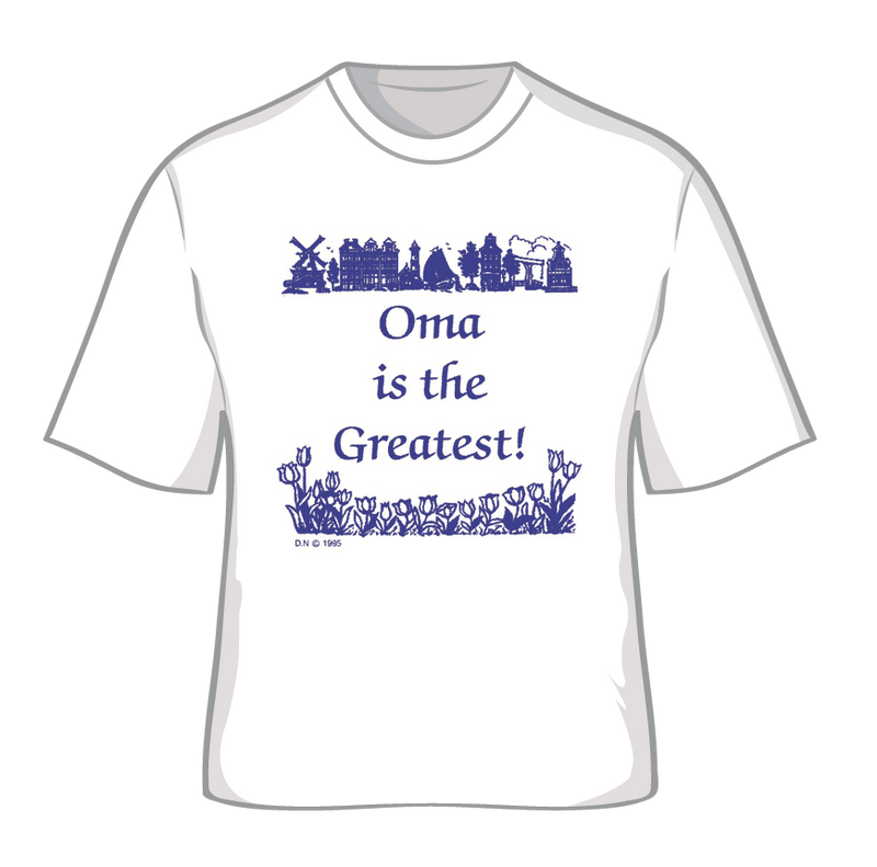 inchesOma is the Greatest inches XXL T Shirt - Apparel- T Shirts, Apparel-Costumes, CT-100, CT-102, New Products, NP Upload, Oma, Oma & Opa, PS-Party Favors, SY:, SY: Oma Greatest, SY: Oma is the Greatest, Under $25, XXL, Yr-2015