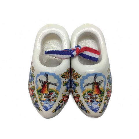 Wooden Shoes Magnetic Multi Color