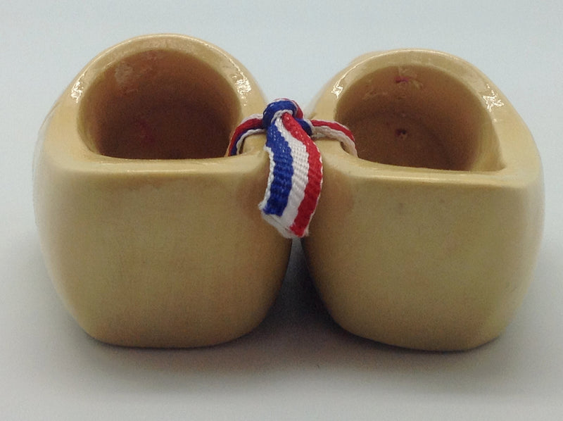 Dutch Carved Wooden Shoes