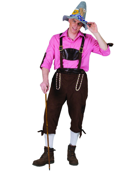 Alps Away Oktoberfest Man Costume