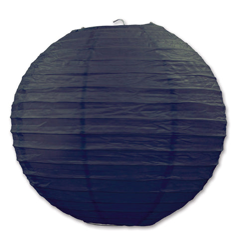 Black German Paper Lanterns Party Decorations(for German Flag Ensemble)