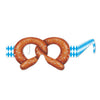 Oktoberfest Pretzel Eyeglasses Pack of 12