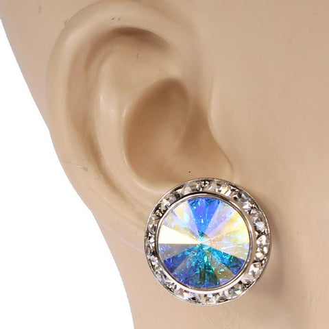 16mm Swarovski Crystal Performance Earrings