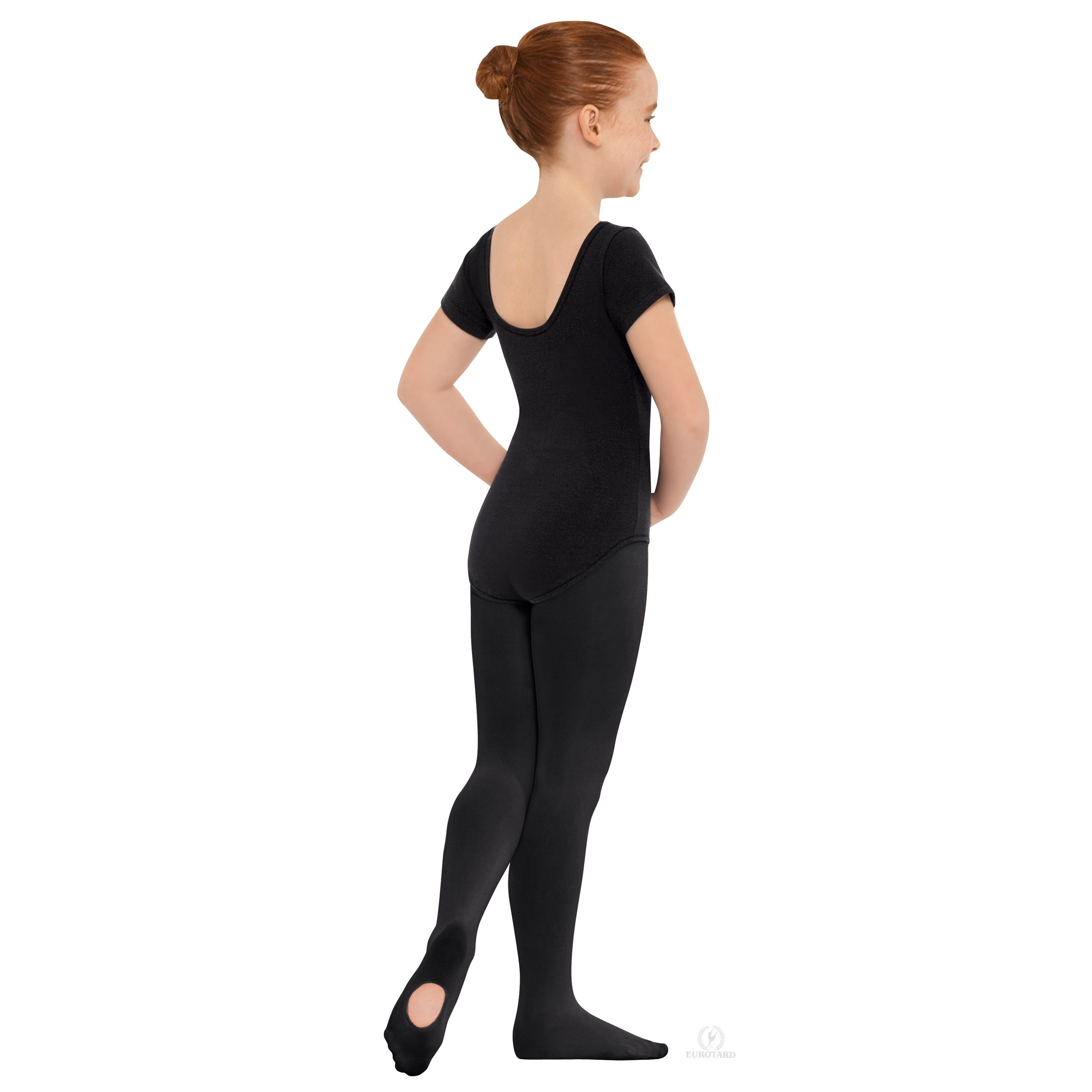 210c Child Non-Run Convertible Tights by EuroSkins