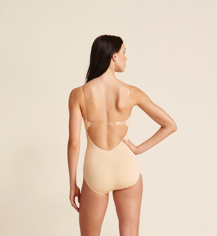 3565 Cami Leotard with BraTek