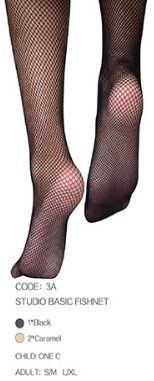 3A Studio Basic Fishnet Tight Child