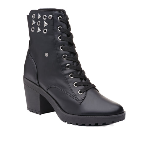 601W Rebel Studded Boot Adult