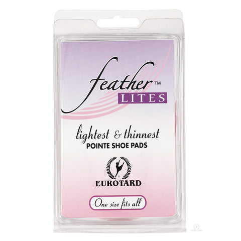 Pointe Comfort Feather Lites Gel Toe Pads