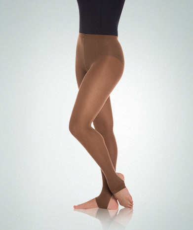 A82 Supplex Spandex Stirrup Tights Adult