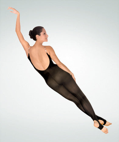 A93 Stirrup Bodytight with Clear Adjustable Straps