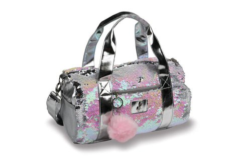 Pearlescent Duffle Bag