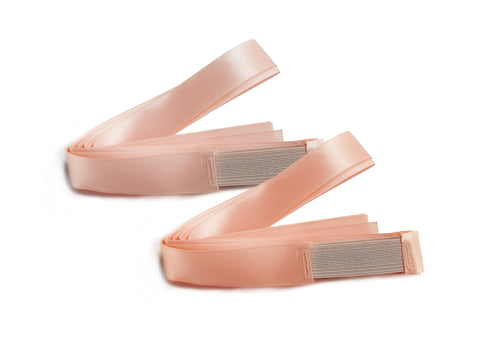Flexers Rehearsal Pointe Shoe Ribbon