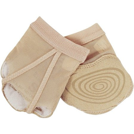 Dance Class Non-Slip Half Sole Foot Mittens