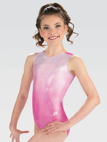 Berry Hologram Ombre Leotard