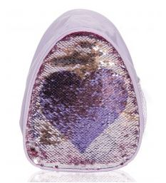 B222C Reversible Glitter Backpack