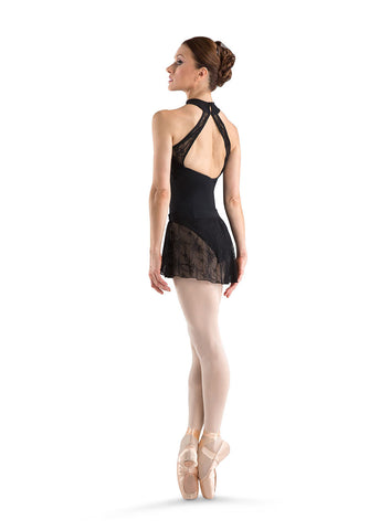R1990 Enam Lace Adult Ballet Skirt