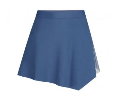 MC822C Skylight Breeze Asysmetrical Pull On Skirt Child