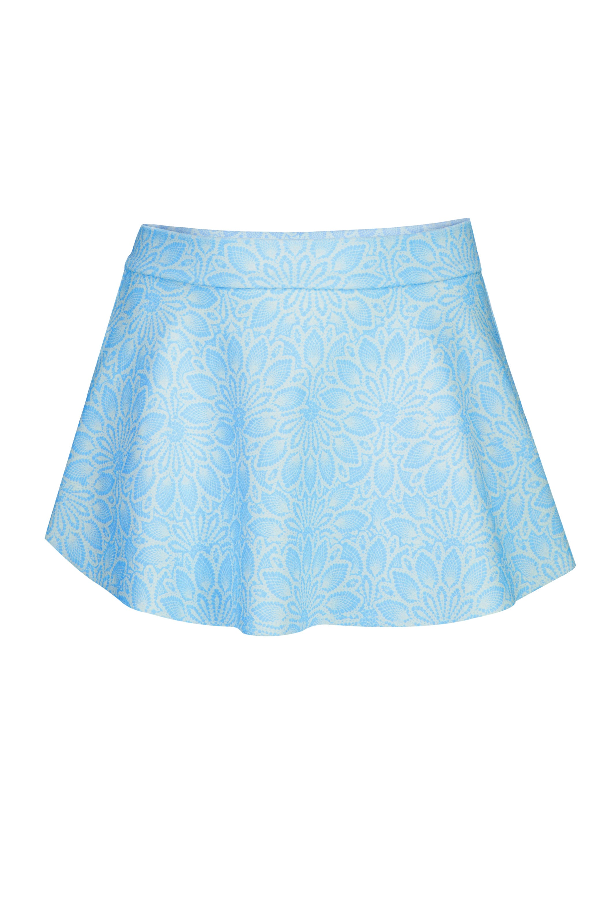 T10996C Girl's Boho Fairytale Moonshadow Reversible Skirt