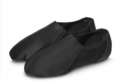 S0497G Childrens Spark Slip-On Jazz Shoe