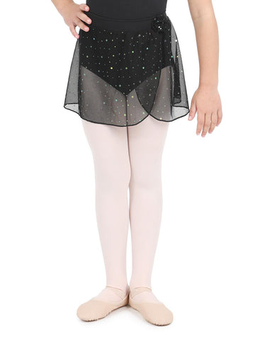 Glitter Rose 11530C Child Pull On Skirt