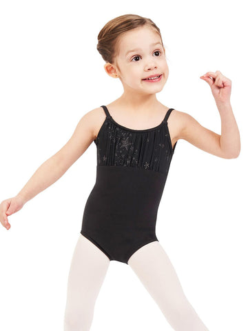 Shooting Stars 11622C Camisole Leotard