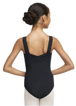 Women's Wide Strap Leotard
