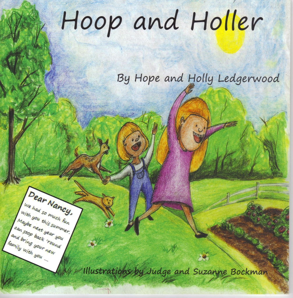 Hoop and Holler - Dear Nancy