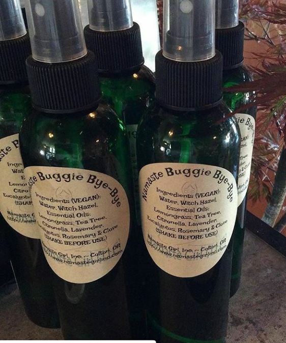Buggie Bye Bye Spray