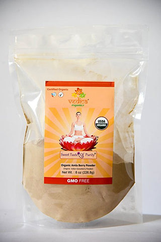 vedica organics amla berry powder