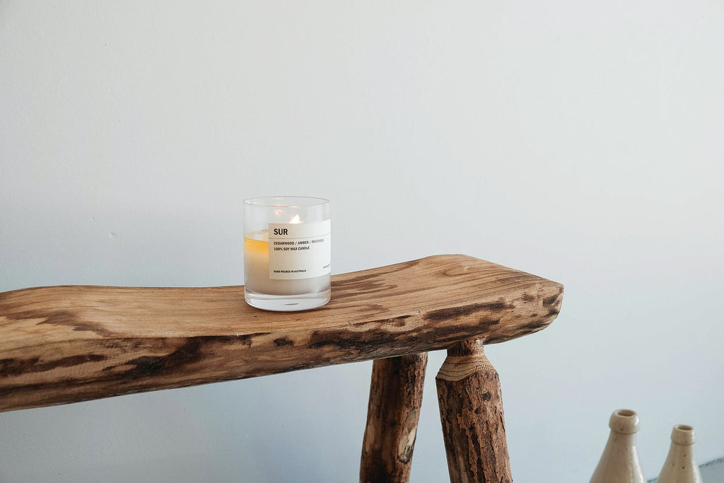 Soy Candle (Clear) by POSIE