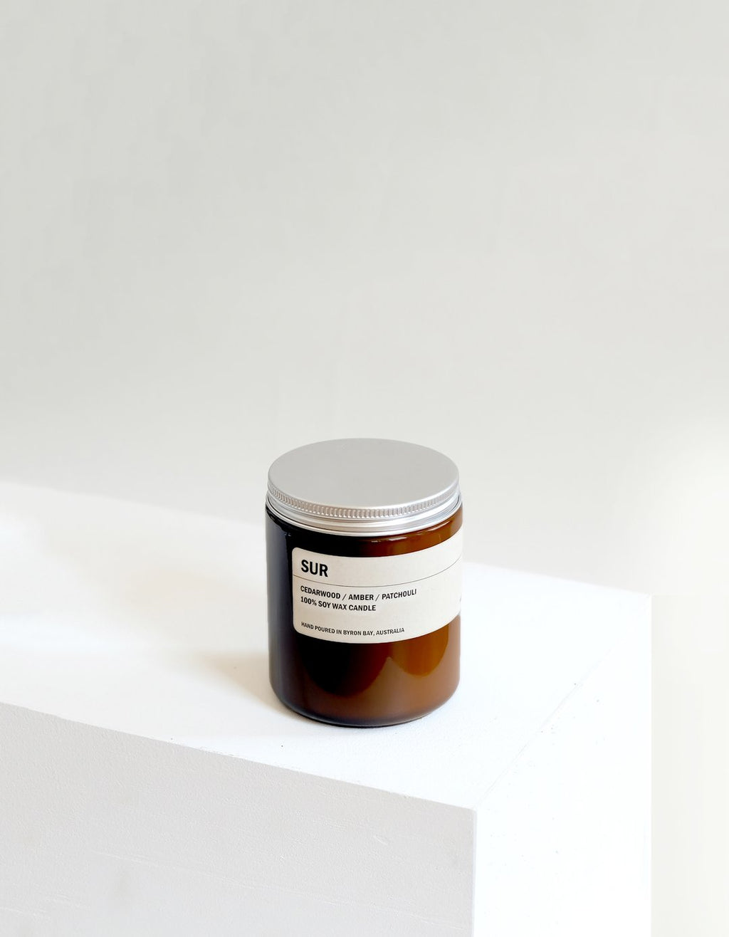 Soy Candle (Amber) by POSIE