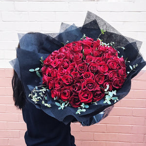 The Ultimate Rose Bouquet