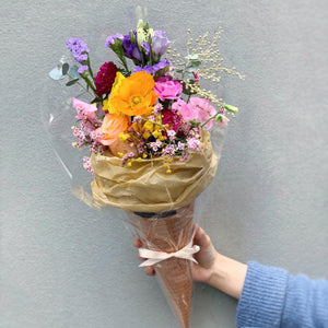 Flower Cone – Seasonal Gelato