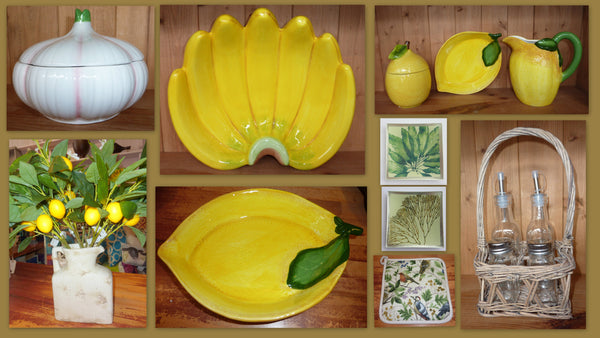 New Summer Ceramics