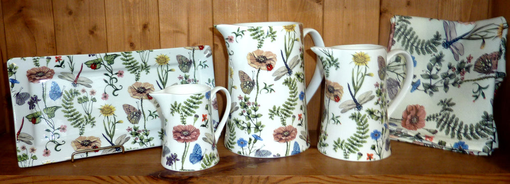 Latest Arrivals Flora Fauna Ceramics.