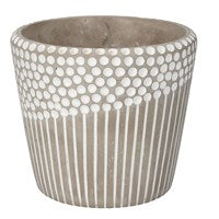 Spot and Stripe Pot Cover
