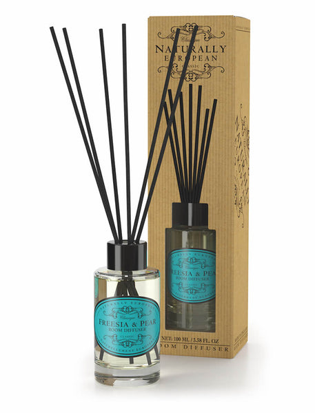 Luxury Naturally European Room Diffuser - cibola