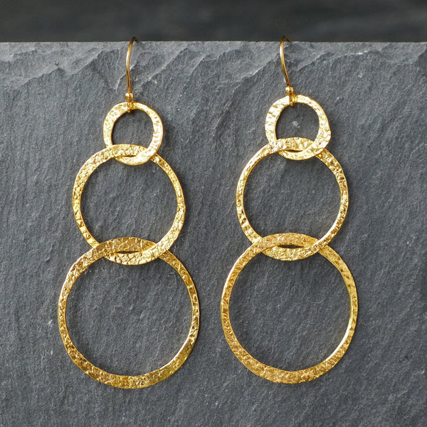 Gina Loops Earrings - cibola