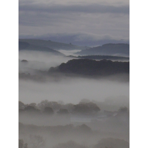 Mist To Brecon - cibola