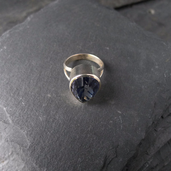Blue Mystic Ring - cibola