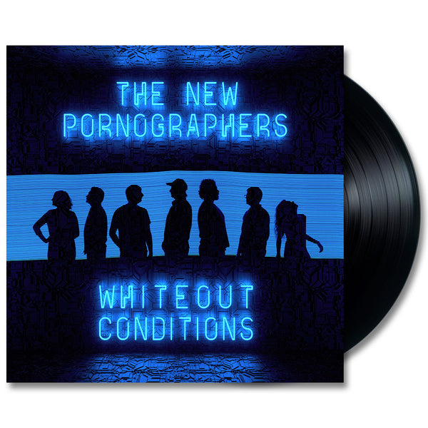 Whiteout Conditions LP - (Black)