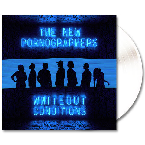 Whiteout Conditions LP - (White)
