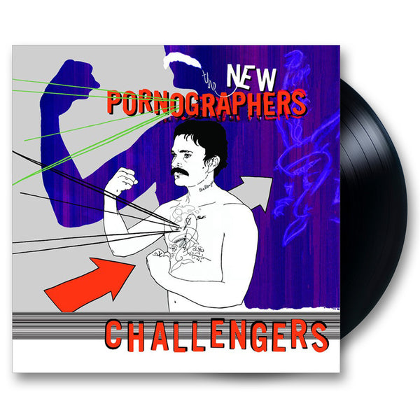 The New Pornographers Challengers LP