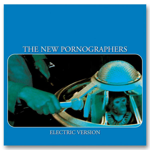 The New Pornographers Electric Version CD