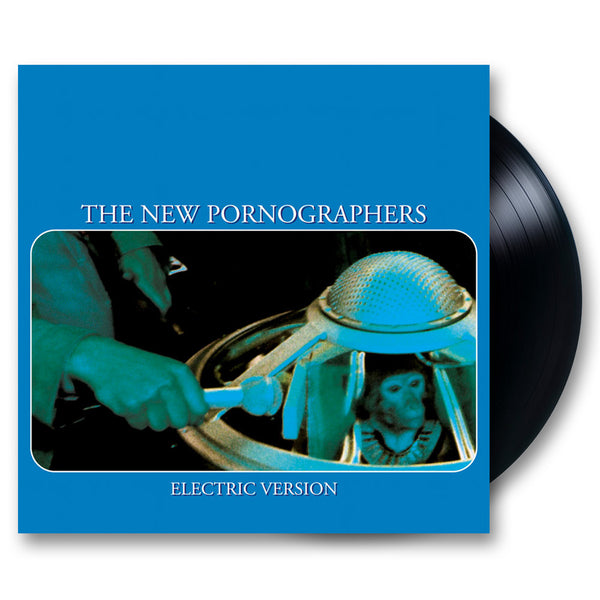 The New Pornographers Electric Version LP