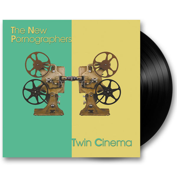 The New Pornographers Twin Cinema LP