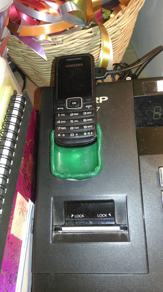 Telephone holder